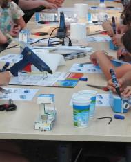 Workshop during maker fair 01