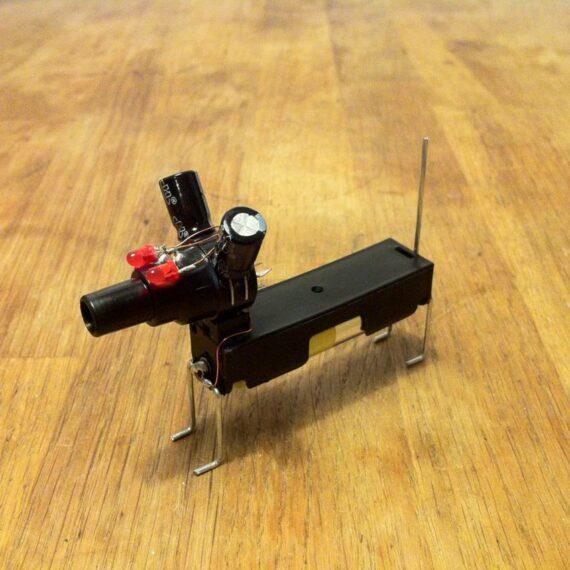 Battery Eater Doggy - Prototype